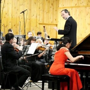 Л. ван Бетховен. Концерт для фортепиано с оркестром №5, ор. 73