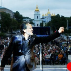 ″World Opera stars″ in Sofia Square