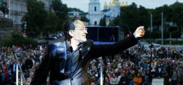 ″Звезды мировой оперы″ на Софийской площади